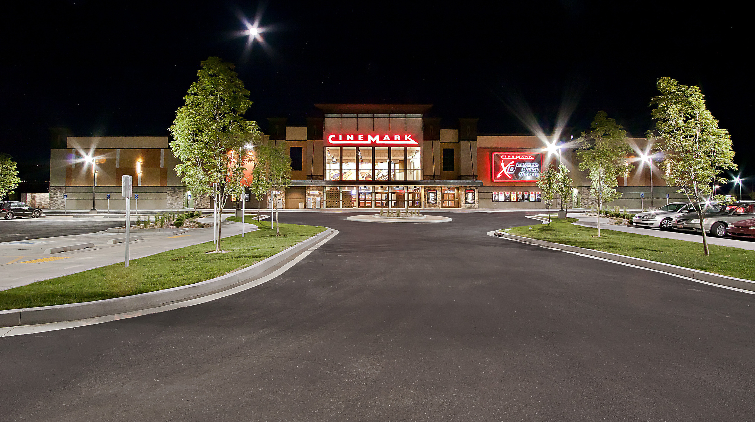 Cinemark XD 12 Theater – Draper, UT
