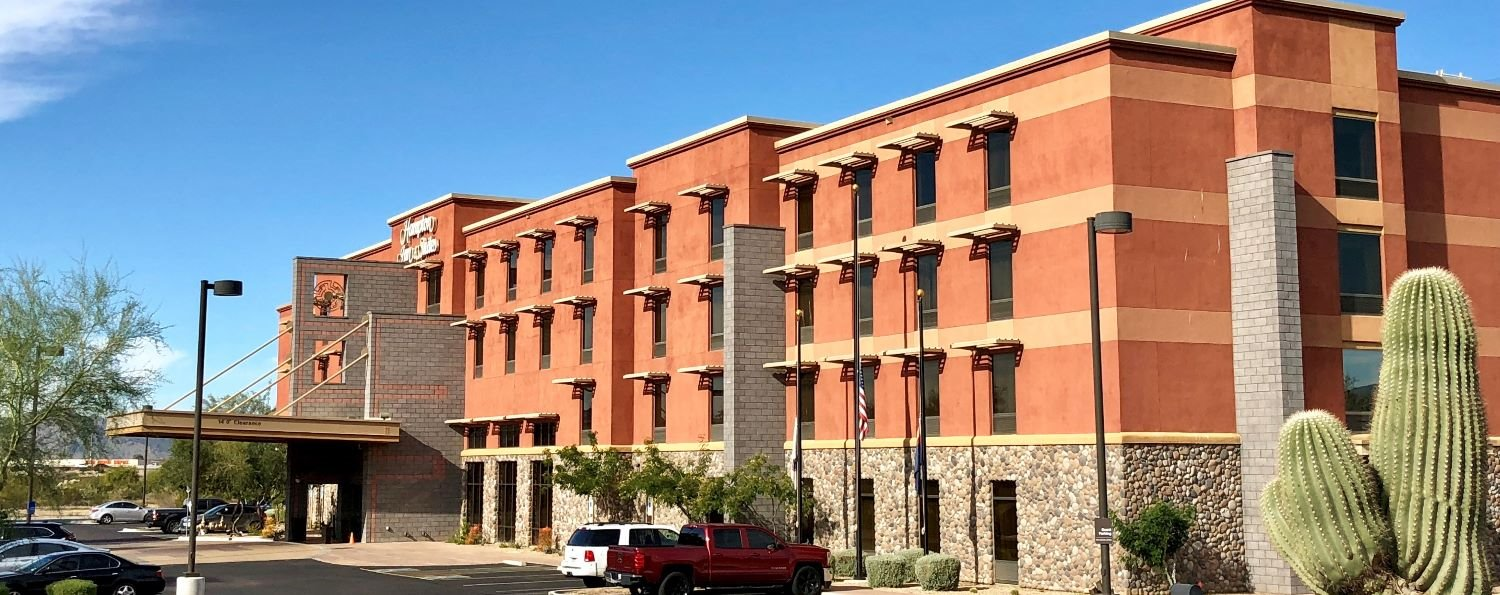 Hampton Inn & Suites Riverwalk – Scottsdale, AZ