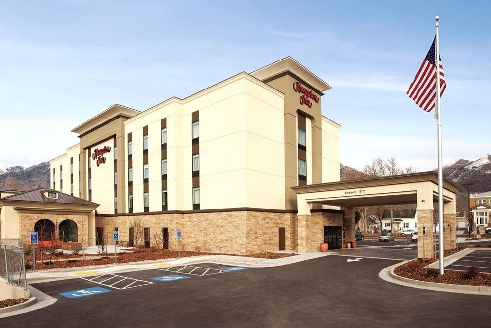 Hampton Inn and Suites Brigham City Utah