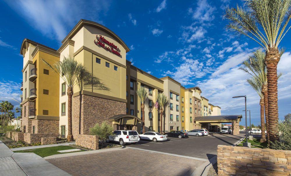 Hampton Inn & Suites Phoenix Tempe, AZ – ASU Area