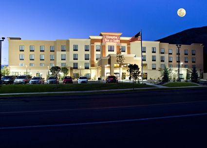 Hampton Inn Farmington Utah