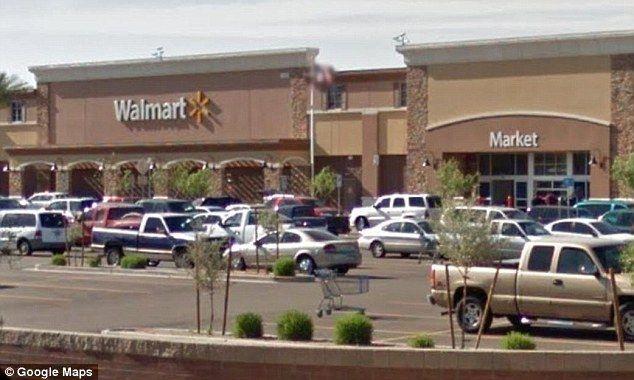 Super Wal Mart, Globe AZ
