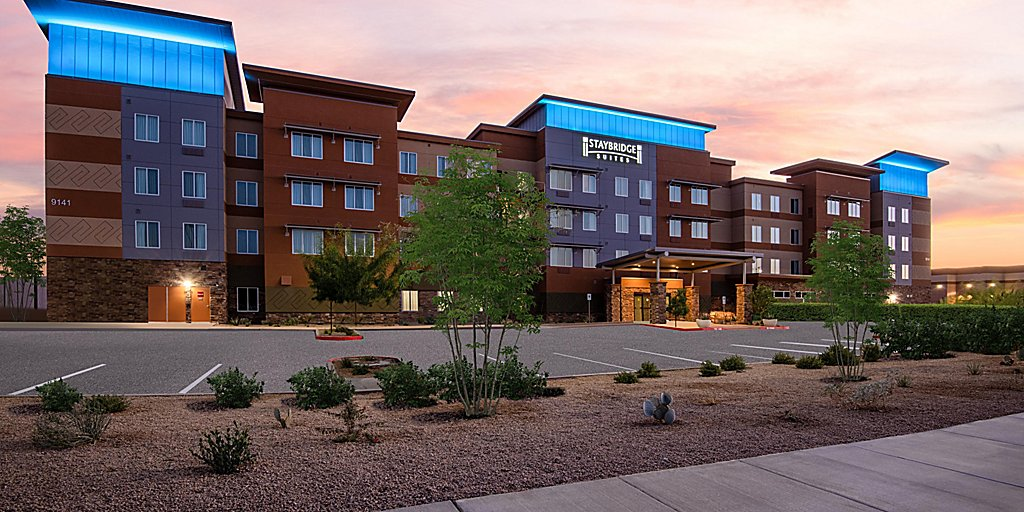 Staybridge Suites – Talking Stick Extended Stay Hotel – Scottsdale, AZ